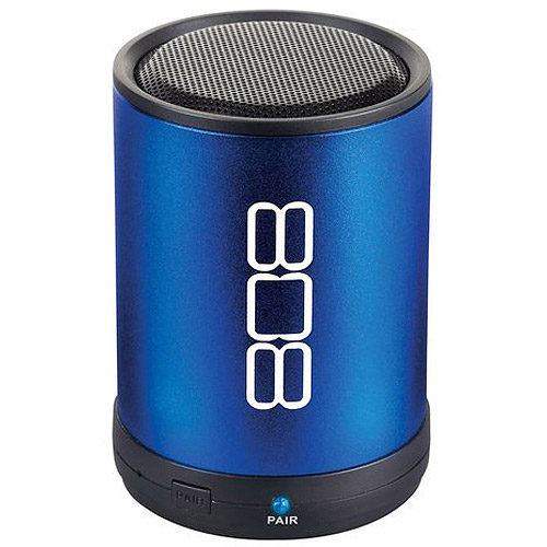 Image of 808 CANZ Blue Bluetooth Wireless Speaker