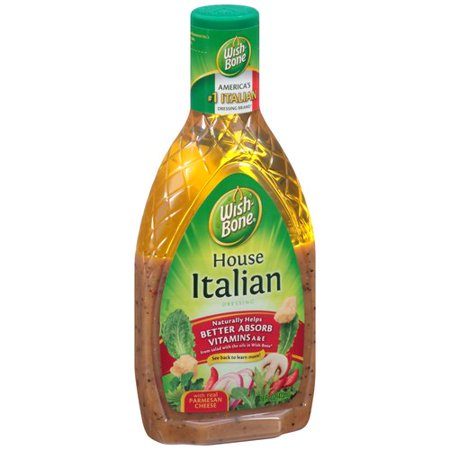 Wish Bone House Italian 16 Fl Oz Bottle