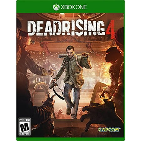 Capcom Dead Rising 4 for Xbox One
