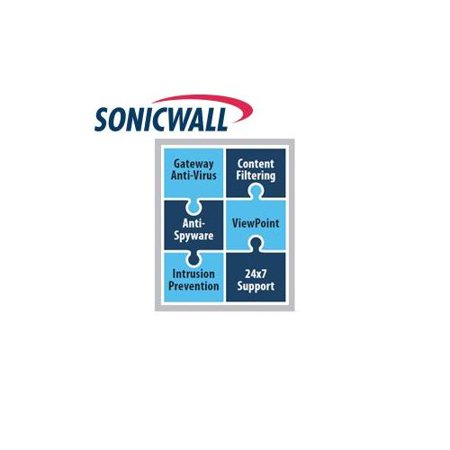 Dell Sonicwall Comprehensive Gateway Security Suite Bundle