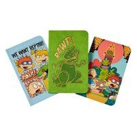 Rugrats Pocket Notebook Collection (Set of 3)