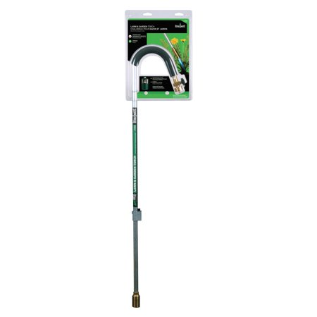 BernzOmatic Self-Igniting Outdoor Torches, 20,000 Btu/h Output, 36 in Handle