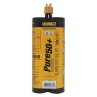 DEWALT ENGINEERED BY POWERS Anchoring Adhesive,Epoxy,21 fl. oz. 08605-PWR