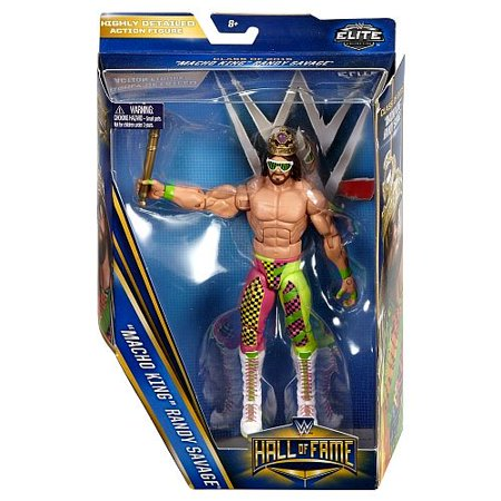 Wrestling Elite Collection Hall of Fame Randy Savage 6
