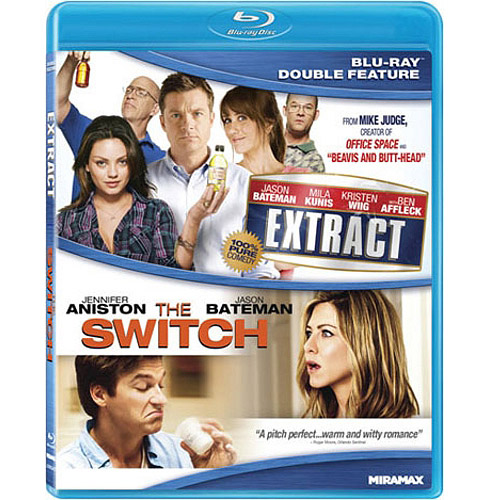 The Switch / Extract (Blu-ray) (Widescreen)