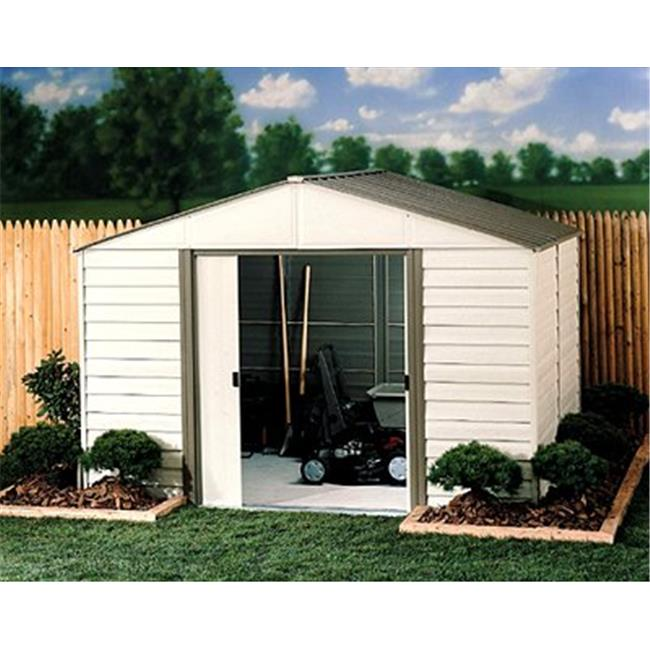 Arrow Shed Vinyl Milford 10 x 12 ft. Shed