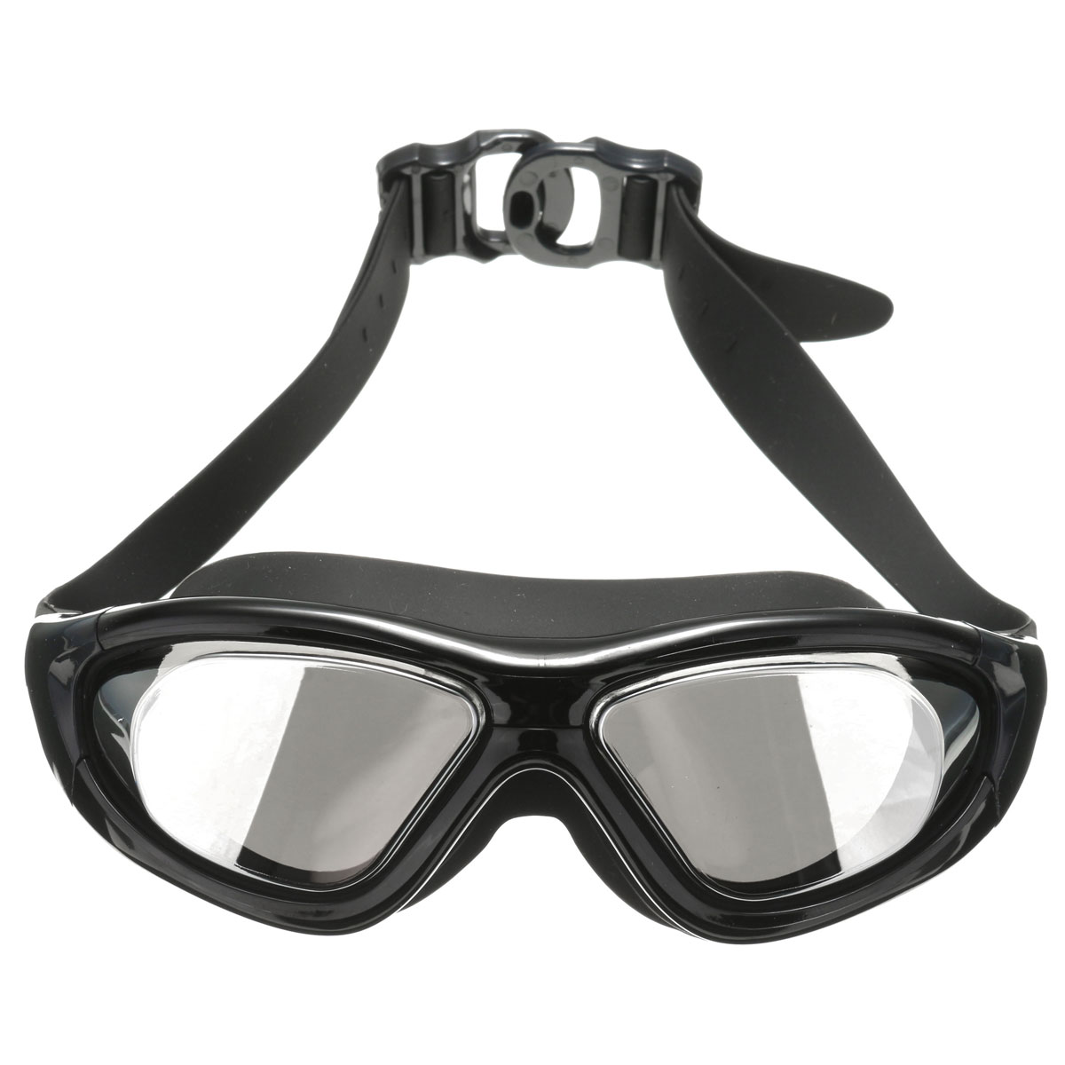 Men Women Adult Anti-fog UV Protection Swimming Goggles Glasses Swim Glass