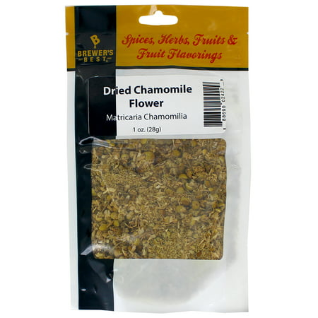Brewer's Best Brewing Herb's and Spices - Dried Chamomile Flower 1