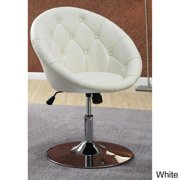 A Line Furniture Aspire Contemporary Tufted Adjustable Swivel Chair