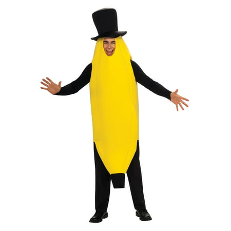Plus Banana Adult Plus Size (50's Costumes Plus Size)