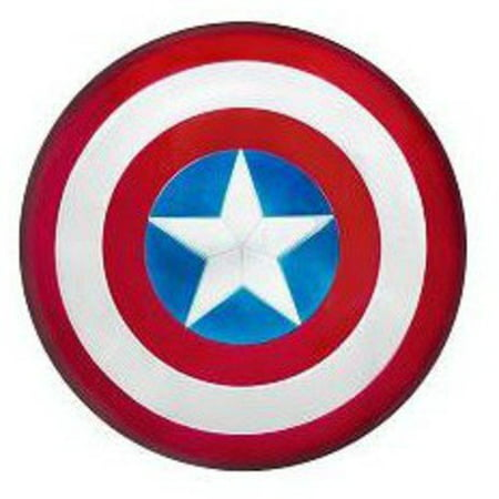 Marvel Avengers Movie Roleplay Captain America Flying Shield Multi-Colored
