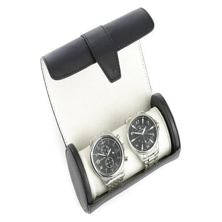 Royce Executive Travel Watch Roll - 3.25 diam. x 4H in. (Watch Travel Roll)