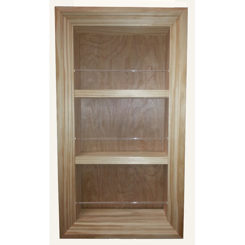 WG Wood Products 23.5'' Kitchen Wall Cabinet