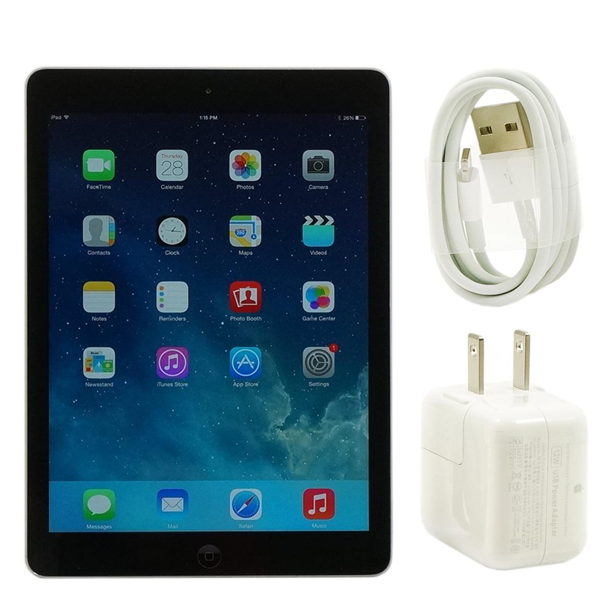 dd9769db4de Apple iPad Air 2 (Refurbished) 16GB Wi-Fi + Cellular - Walmart.com