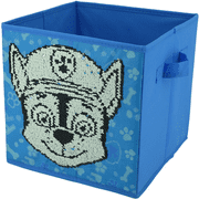 Nickelodeon Paw Patrol Reversible Sequin Storage Cube