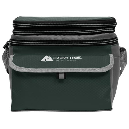 Ozark Trail 6 Can Soft Sided Cooler w/ Removable Hard