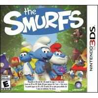The Smurfs, Ubisoft, Nintendo 3DS, 887256015398