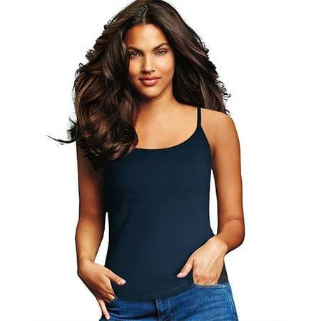Sophia Cami - 90563403721 Cotton Stretch Cami - GIN, Small