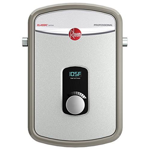 RHEEM Electric Tankless Water Heater,8000W RTEX-08