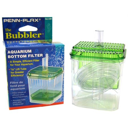 Penn Plax The Bubbler Aquarium Bottom Filter The Bubbler - Aquarium Bottom Filter