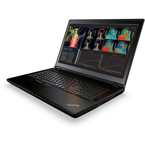 Lenovo ThinkPad P71 17.3'' Premium Mobile Workstation Laptop (Intel i7 Quad Core Processor, 8GB RAM, 500GB HDD + 128GB SSD, 17.3 inch FHD 1920x1080 Display, NVIDIA Quadro M620M, Win 10 Pro)