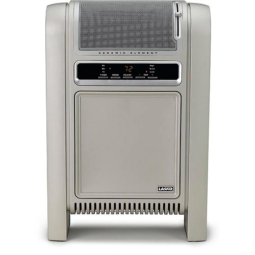 Lasko Electric Cyclonic Ceramic Heater,  758000