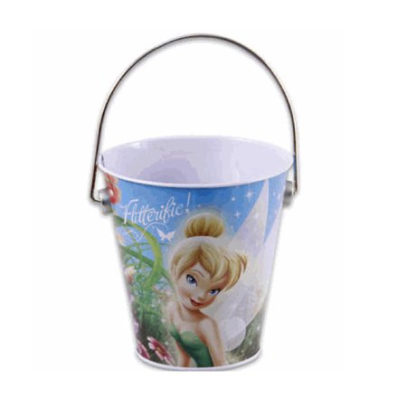Small Tin Buckets (TinkerBell Tin Bucket - Tinker Bell Small)
