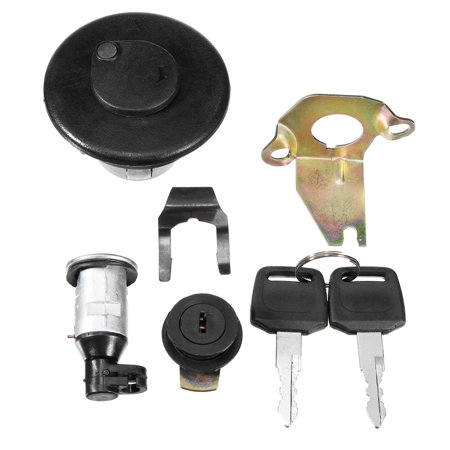 - Ignition Switch Key For Gy6 139qmb 49/50/125/150cc Chinese Scooter Fuel Tank Cap