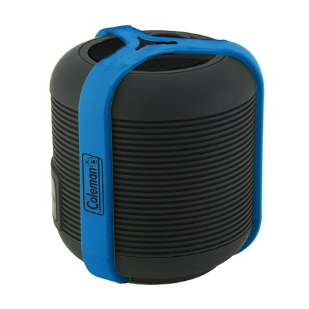 Coleman Aktiv Sounds Waterproof Bluetooth Mini Speaker (CBT13-BL) (Aktiv Usa)