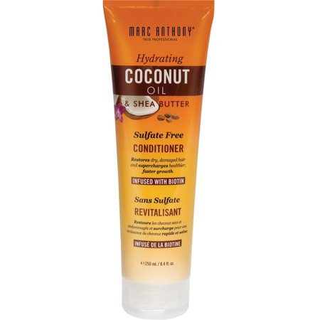 Marc Anthony True Professional Hydrating Coconut Oil & Shea Butter Conditioner 8.4 fl oz(pack of (Marc Anthony Hydrating Coconut Oil And Shea Butter)