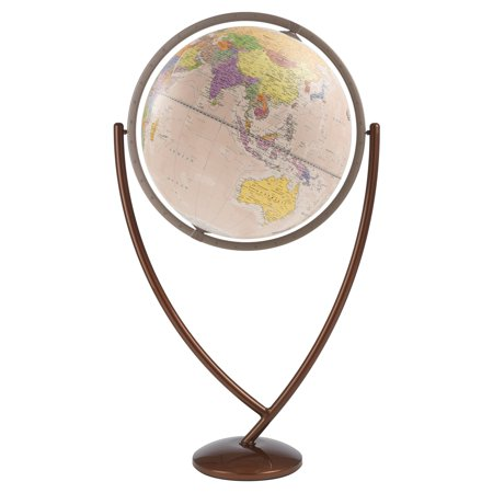 Zoffoli Colombo 24 In Antique Ocean Floor Globe Walmart Com