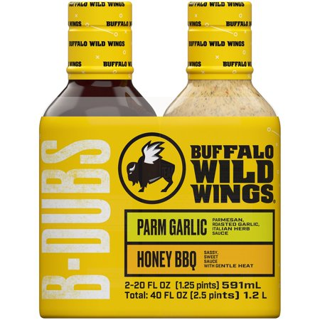 Buffalo Wild Wings Sauce (20 oz., 2 pk.) (Best Buffalo Wild Wings Food)