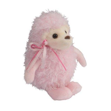Douglas Cuddle Toys Chantel Puff Pink Hedgehog, 8