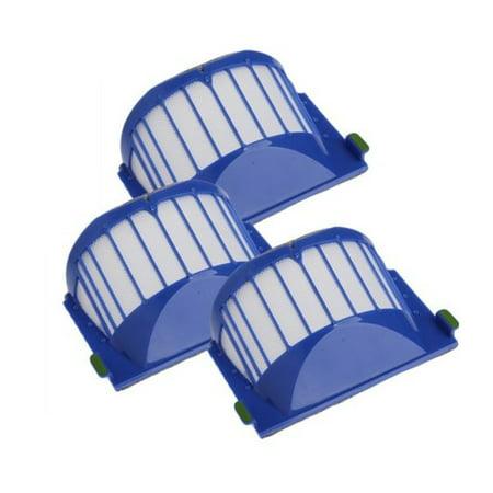 Balayeuse en plastique de brosse de filtre d'accessoires d'aspirateur de robot de balayage pour la série d'iRobot Roomba 600 - image 8 de 9