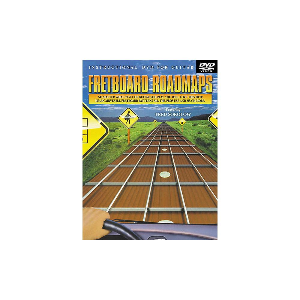 Hal Leonard Fretboard Roadmaps DVD by Hal Leonard Corporation