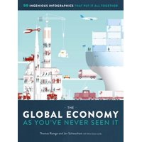 The Global Economy as You've Never Seen It - Hardcover