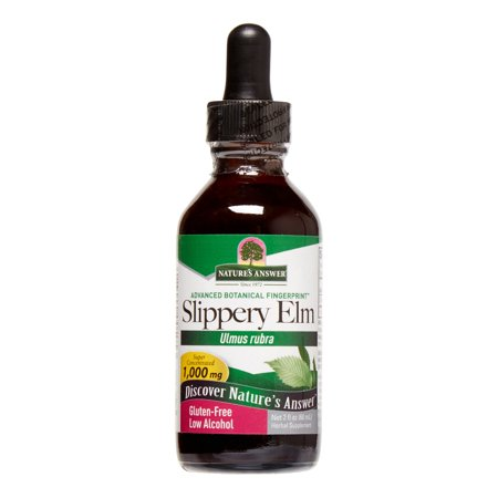 (Nature's Answer Slippery Elm Bark Extract, 2 Fl Oz)