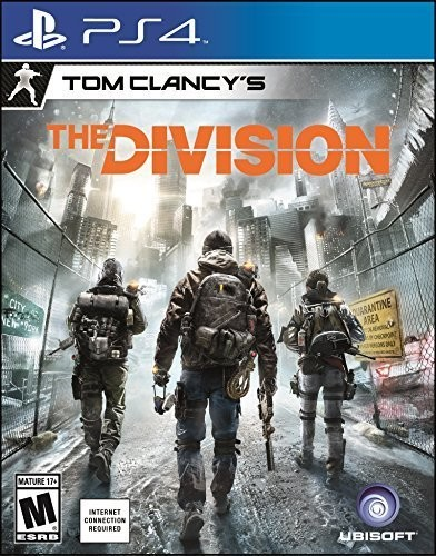 Tom Clancy's: The Division, Ubisoft, PlayStation 4, 887256014506 by Ubisoft