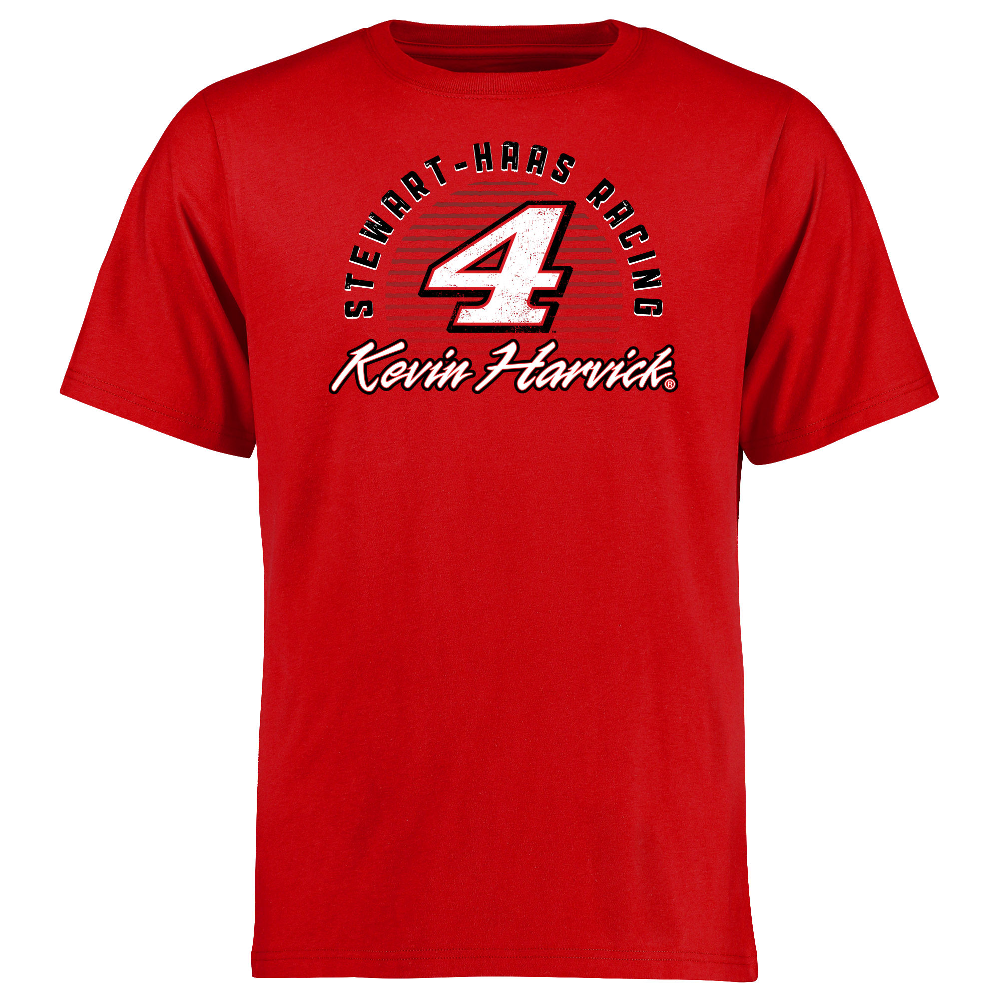Kevin Harvick Race Day T-Shirt - Red