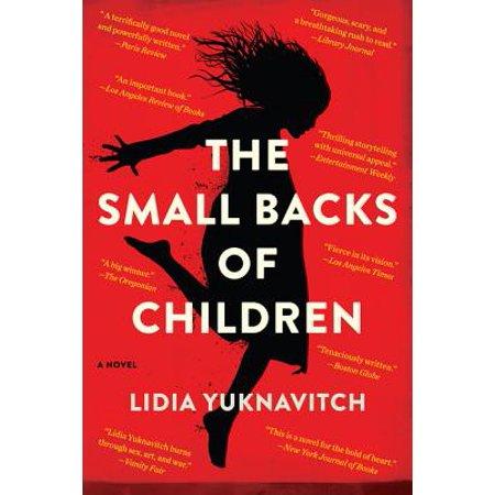 Small Chili (The Small Backs of Children - eBook)