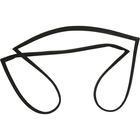 Genuine Whirlpool 2177311 Door Gasket for Refrigerator Refrigerator door gasket. If this gasket is worn out, cold air will leak out of the refrigerator, and the refrigerator will have to work harder to cool down. As a result, the refrigerator may run longer than usual, or frost may accumulate inside of the refrigerator.