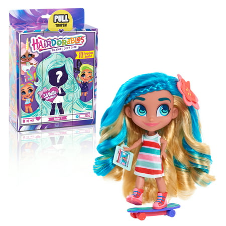 Jenny Fashion Doll - Hairdorables Collectible Dolls