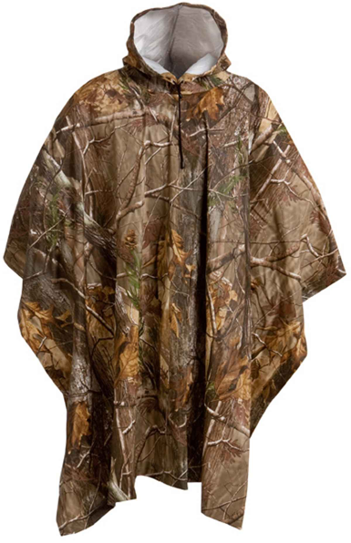 ArcticShield Adult PVC Rain Poncho in Realtree AP Camouflage Universal by Overstock