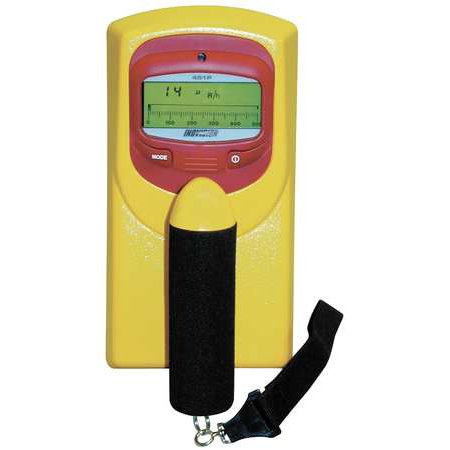 Fluke Biomedical 451P Ryr Pressurized Ur Ion Chamber Survey Meter