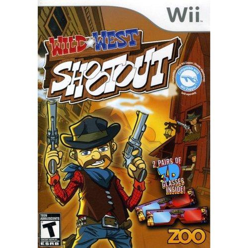 Wild West Shootout (Wii)