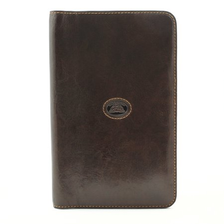 Tony Perotti Bull Leather Bifold Credit Card & Business Card Case Holder 72