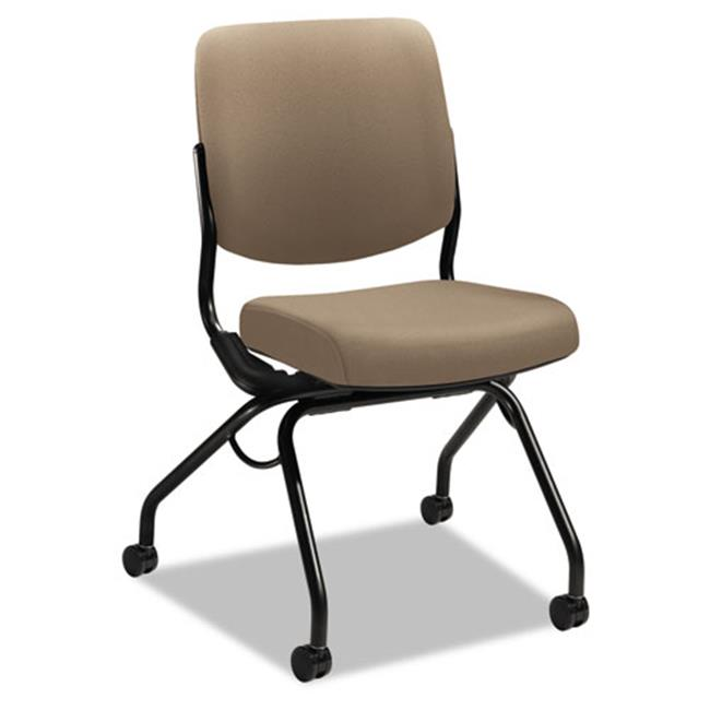 Hon Company PN1AUUCU24T Perpetual Series Mobile Nesting Chair, Morel Upholstery