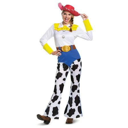 Women's Plus Size Jessie Classic Costume - Toy Story 4 (Toy Story Dress Women)