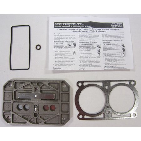 Campbell Hausfeld OEM Repair Parts - Item Number VT470800AJ - VT VALVE  PLATE KIT