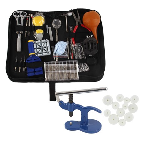 pro watch repair tool kit back case opener hand remover link remover. Black Bedroom Furniture Sets. Home Design Ideas
